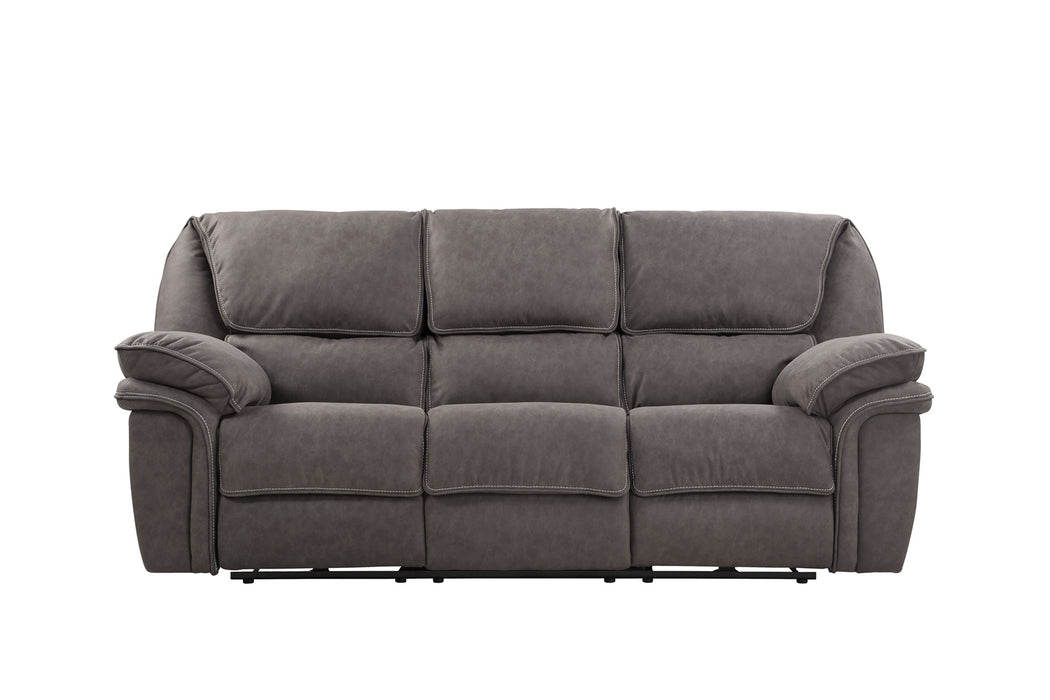 Emerald Home Allyn Power Sofa in Gray U7127-18-03
