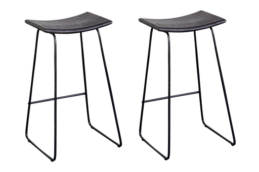 YUKI BAR STOOL 2PC image