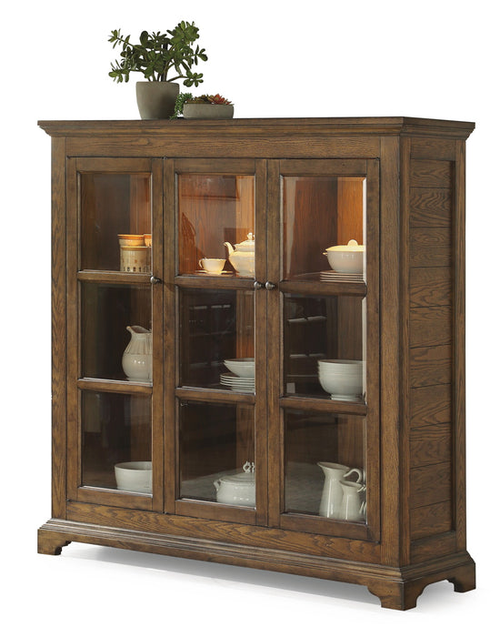 Flexsteel Wynwood Tahoe China Cabinet in Two-Toned W1071-820 image
