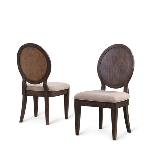 Flexsteel Wynwood Wakefield Upholstered Side Chair (Set of 2) in Two-Tone W1081-840 image