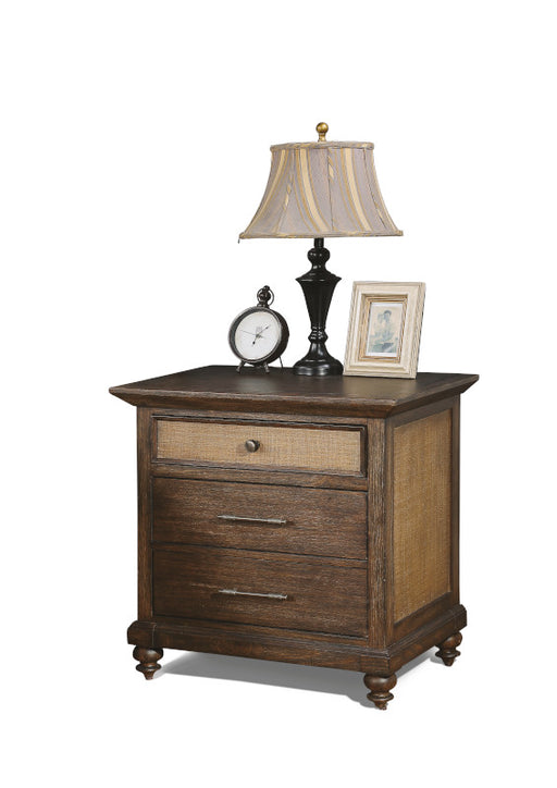 Flexsteel Wynwood Wakefield Night Stand in Brown W1081-863 image