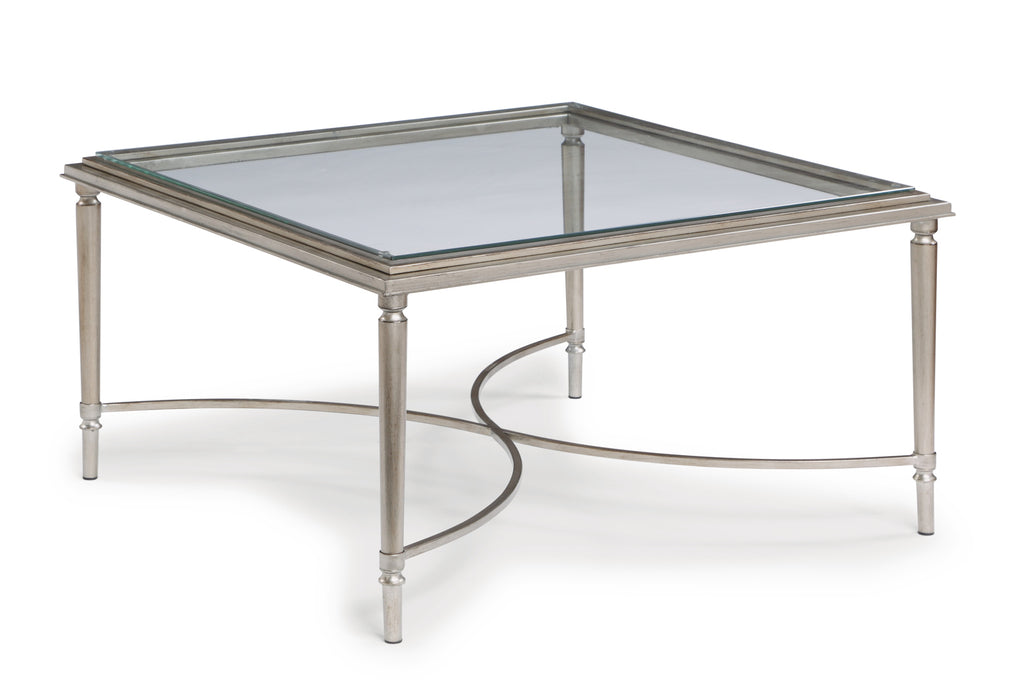 Flexsteel Piper Square Coffee Table in Gray W1086-032 image