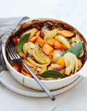 Baked Winter Vegetables