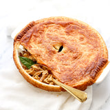 Lentil And Cabbage Pie