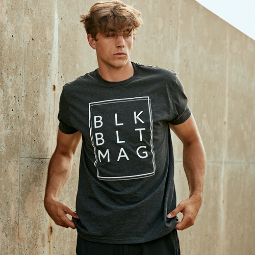 Black Belt Shadow Tee