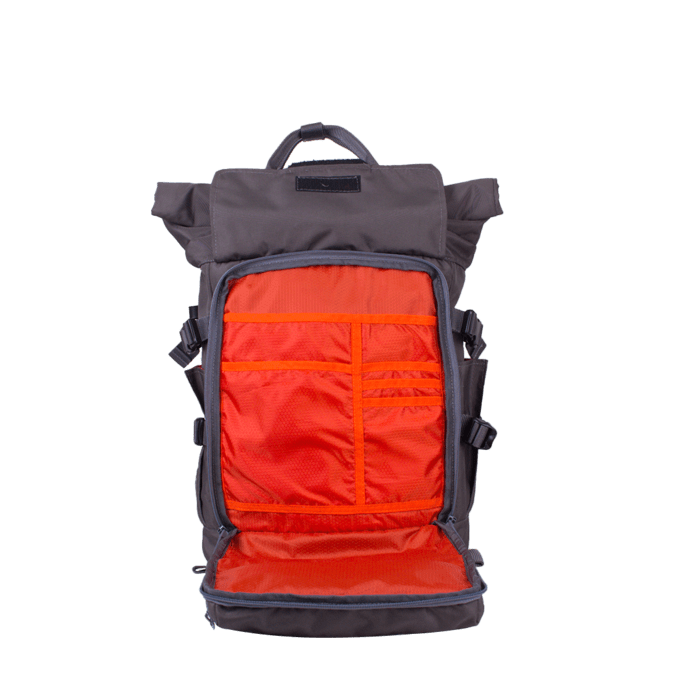 Aresty 2.0 Backpack Grey