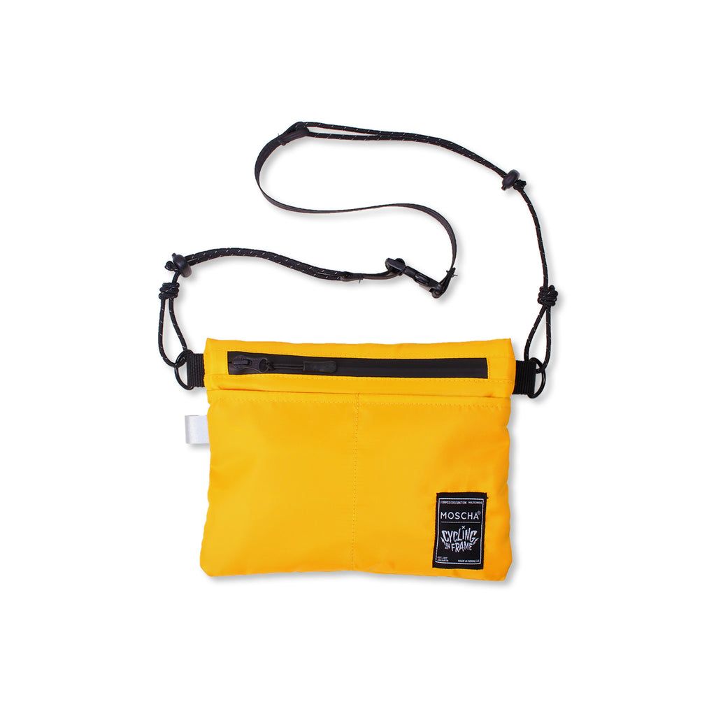 MOSCHAxCIF Sacoche Yellow