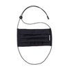 Moscha Face Cover - All Black