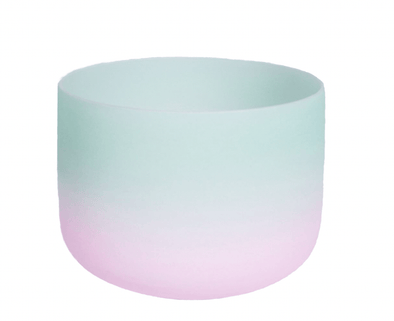 "Flora 8"" Quartz Singing Bowl"