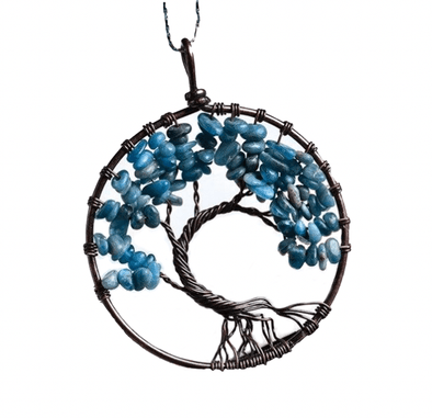 Yggdrasil's Tree of Life Pendant