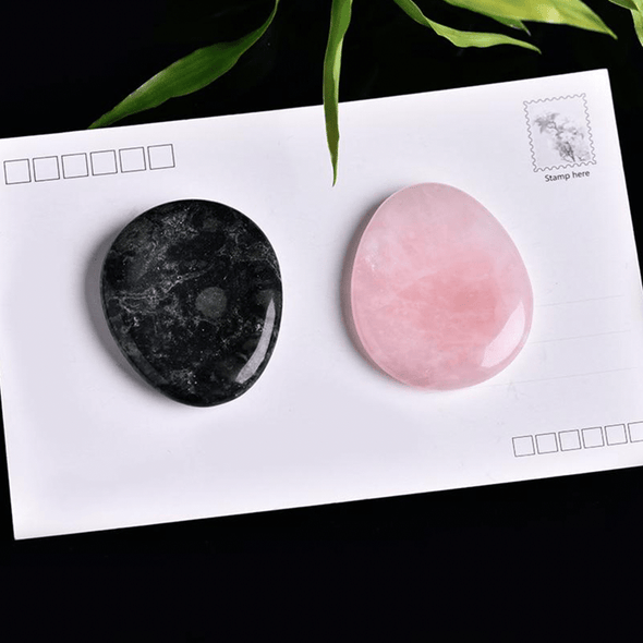 Crystal Worry Stone