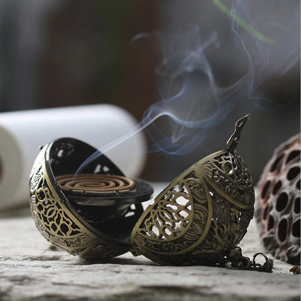 Hanging Relaxation Incense Holder