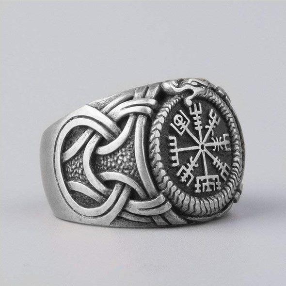 Nordic Compass RIng