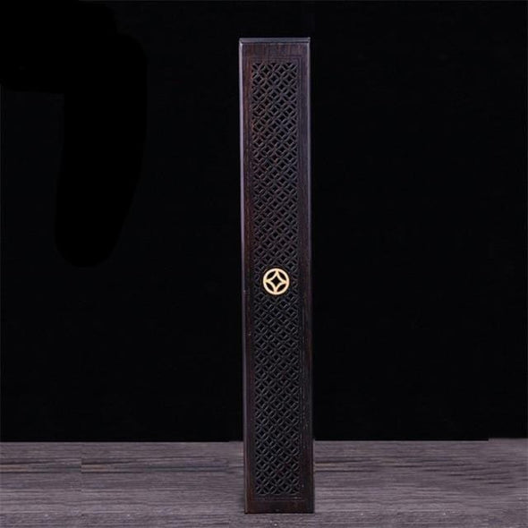 Blackwood Box Incense Holder