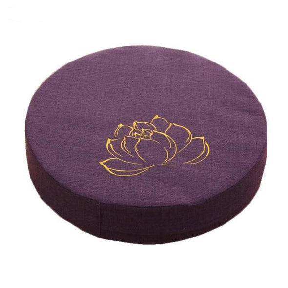 Lotus Zafu Meditation Cushion