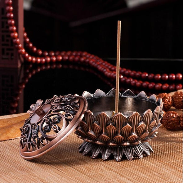 Unity Lotus Incense Holder
