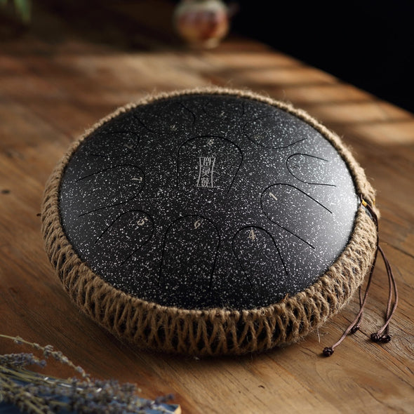 Stardust Steel Tongue Drum