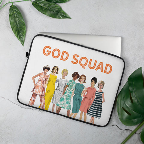 God Squad Laptop Sleeve