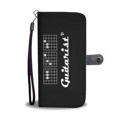 Ace Guitarist Wallet Phone Case