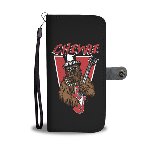Chewie Guitar Wallet Phone Case