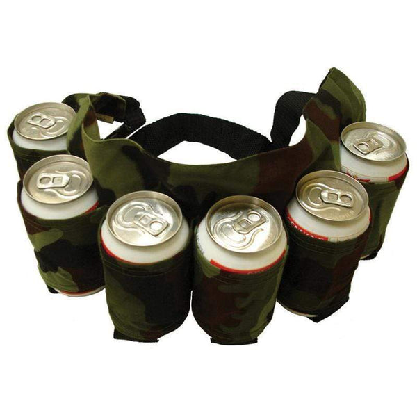 6 Pack Portable Beer Holster
