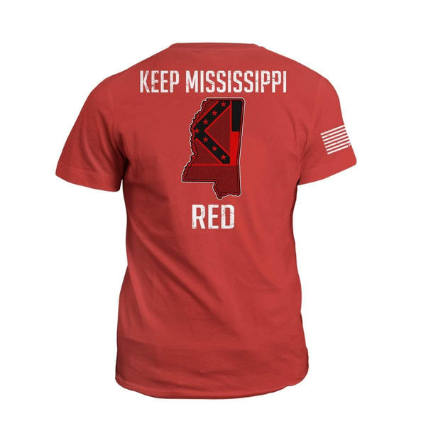 Keep MS Red State Flag (2nd Edition)