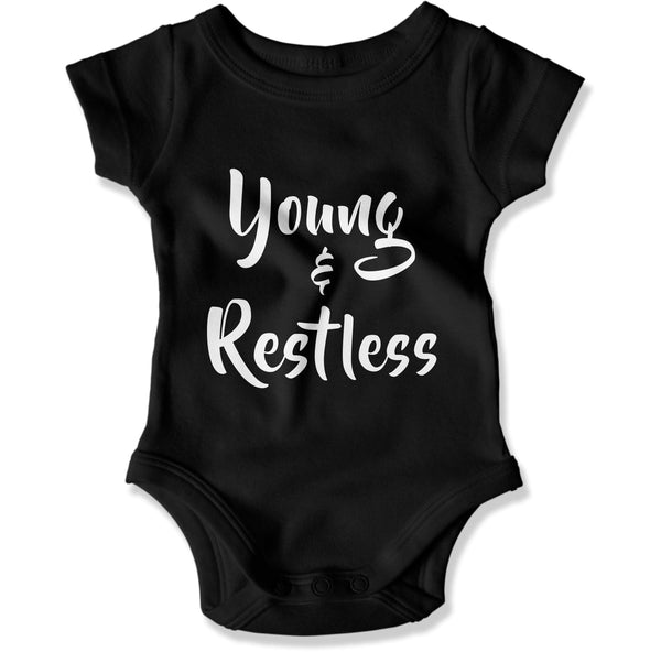 Young and Restless - Baby Bodysuit