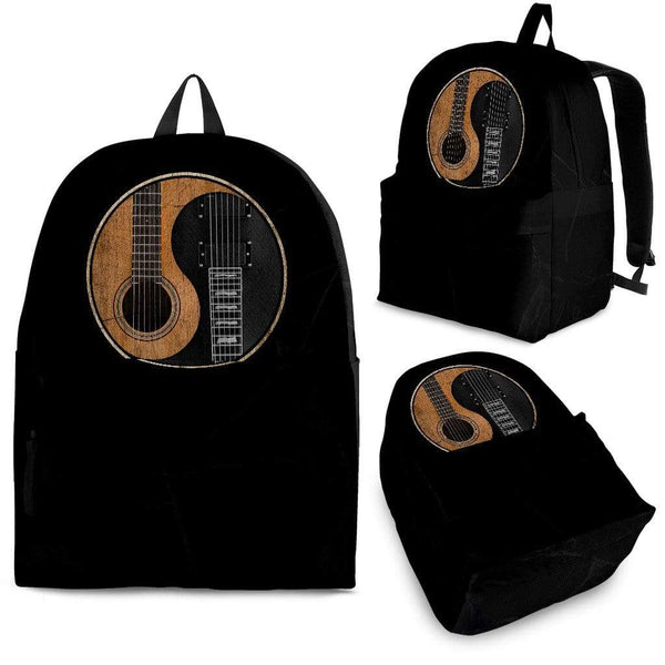 Yin Yang Guitar Backpack