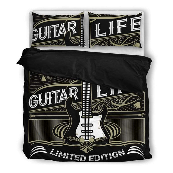 100% Proof Finest Guitar Life Bedding Set