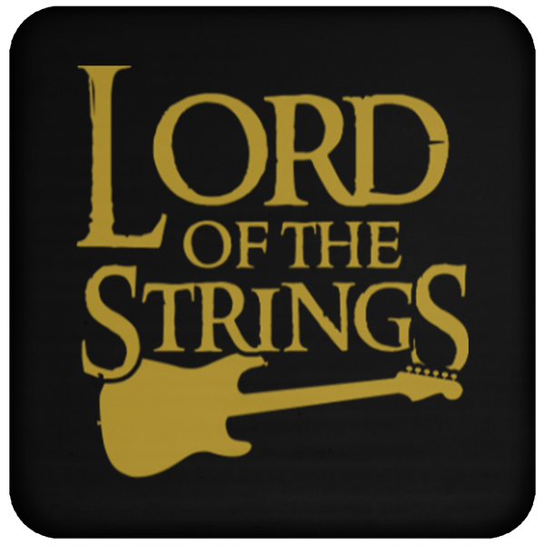 Lord of the Strings (Guitar) - Coaster