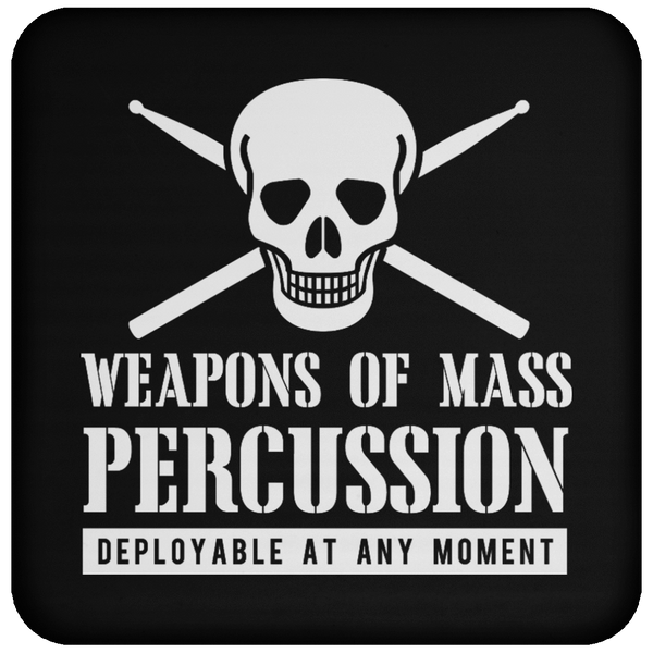 Weapons of Mass Percussion - Coaster
