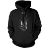 Acoustic Patent (Guitar) - Mens - Hoodie - Small to 5XL