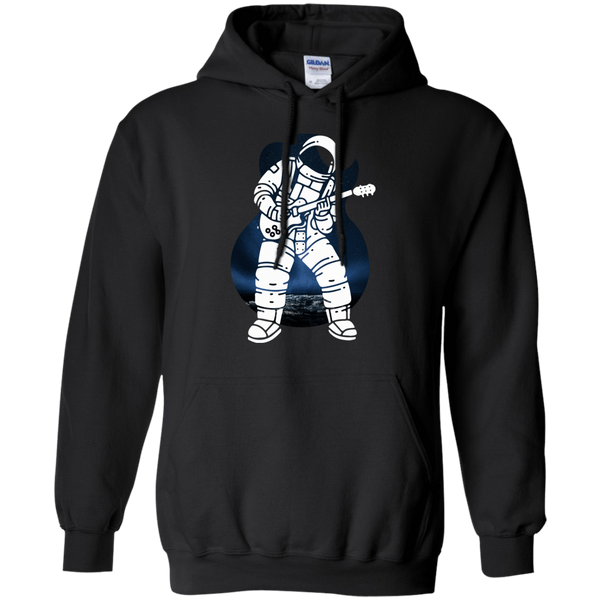 Astronaut Playing Guitar - Mens - Hoodie - Small to 5XL