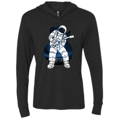 Astronaut Playing Guitar - Womens - Hoodie - Small to 2XL