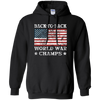 Back To Back World Champs _?? Mens - Hoodie - Small to 5XL