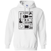 Build Your Own Guitar _?? Mens - Hoodie - Small to 5XL