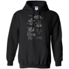 Bunsen Burner Patent - Mens - Hoodie - Small to 5XL
