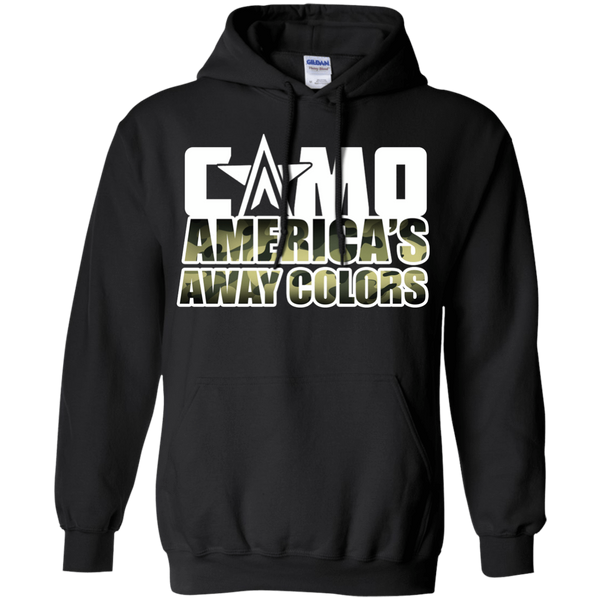 Camo - America's Away Colors - Mens - Hoodie - Small to 5XL