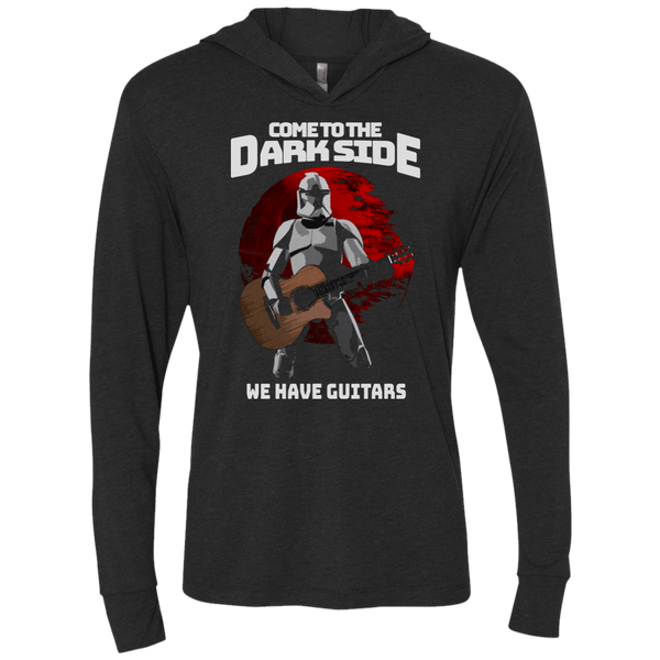 Come to the Dark Side - We Have Guitars - Womens - Hoodie - Small to 2XL