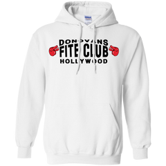 Donovans Fite Club Hollywood - Mens - Hoodie - Small to 5XL
