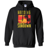 Gone Riding Back At Sundown - Mens - Hoodie - Small to 5XL