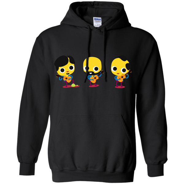 Guitar Chicks - Mens - Hoodie - Small to 5XL
