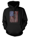 Guitar Flag - Mens - Hoodie - Small to 5XL - Offer Wall