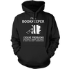 I'M A Bookkeeper - Mens - Hoodie - Small to 5XL