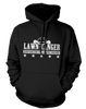 Lawn Ranger - Mens - Hoodie - Small to 5XL