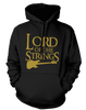 Lord of the Strings (Bass) - Mens - Hoodie - Small to 5XL
