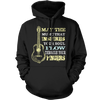 May The Music Flow Through Your Fingers - Mens - Hoodie - Small to 5XL