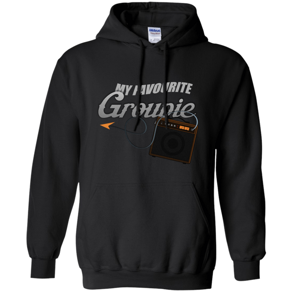 My Favorite Groupie - Mens - Hoodie - Small to 5XL