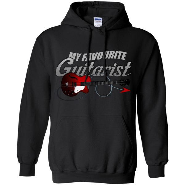 My Favorite Guitarist - Mens - Hoodie - Small to 5XL