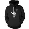 Rock Gesture - Mens - Hoodie - Small to 5XL